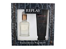 Toaletna voda Replay Jeans Original! For Him 30 ml Seti