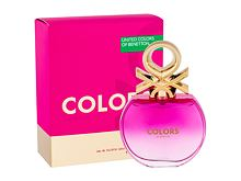Toaletna voda Benetton Colors de Benetton Pink 80 ml
