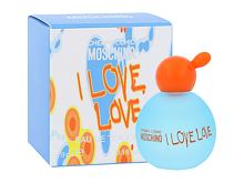 Toaletna voda Moschino Cheap And Chic I Love Love 4,9 ml