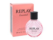 Toaletna voda Replay Essential For Her 40 ml