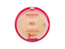 Puder v prahu BOURJOIS Paris Healthy Mix Anti-Fatigue 11 g 02 Light Beige