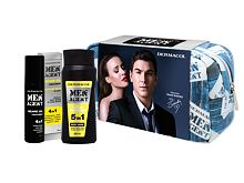 Gel za prhanje Dermacol Men Agent Total Freedom 5in1 250 ml Seti