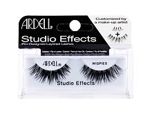 Umetne trepalnice Ardell Studio Effects Wispies 1 ks Black