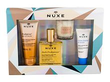 Olje za telo NUXE Huile Prodigieuse Multi Purpose Dry Oil Face, Body, Hair 100 ml Seti