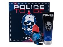 Toaletna voda Police To Be Rebel 75 ml Seti
