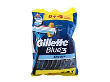 Brivnik Gillette Blue3 Smooth 6 ks