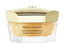 Maska za obraz Guerlain Abeille Royale Repairing Honey Gel Mask