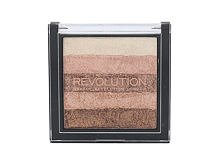 Osvetljevalec Makeup Revolution London Shimmer Brick 7 g Radiant