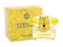 Toaletna voda Versace Yellow Diamond 50 ml