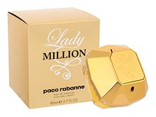Parfumska voda Paco Rabanne Lady Million 80 ml Testerji
