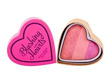 Rdečilo za obraz Makeup Revolution London I Heart Makeup Blushing Hearts 10 g Blushing Heart
