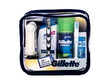 Brivnik Gillette Mach3 Travel Kit 1 ks Seti