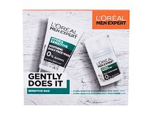 Dnevna krema za obraz L´Oréal Paris Men Expert Gently Does It 50 ml Seti