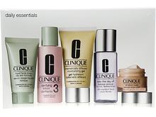 Gel za obraz Clinique Daily Essentials Combination Skin 50 ml Seti