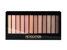 Senčilo za oči Makeup Revolution London Redemption Palette Iconic 3 14 g