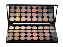 Senčilo za oči Makeup Revolution London Ultra Eyeshadows Palette Flawless Matte