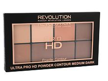 Puder v prahu Makeup Revolution London Ultra Pro HD Powder Contour Palette