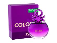 Toaletna voda Benetton Colors de Benetton Purple 80 ml