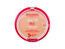 Puder v prahu BOURJOIS Paris Healthy Mix Anti-Fatigue 11 g 03 Dark Beige