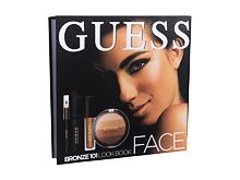 Rdečilo za obraz GUESS Look Book Face 14 g 101 Bronze Seti