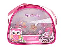 Senčilo za oči Martinelia Shimmer Paws Magical Beauty Bag 2,8 g Seti