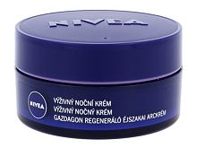 Nočna krema za obraz Nivea Rich Regenerating Night Care 50 ml