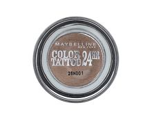 Senčilo za oči Maybelline Color Tattoo 24H 4 g 35 On And On Bronze