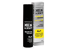 Olje za brado Dermacol Men Agent Beard Oil 4in1 50 ml