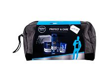 Balzam po britju Nivea Men Protect & Care 100 ml Seti