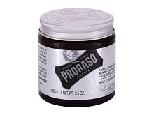 Piling PRORASO Mint & Rosemary Beard Exfoliating Paste 100 ml