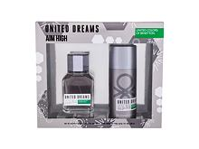 Toaletna voda Benetton United Dreams Aim High 100 ml Seti