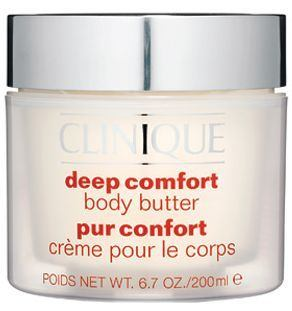 Maslo za telo Clinique Deep Comfort 200 ml