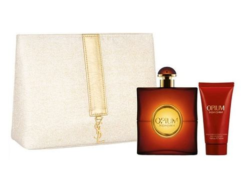 Toaletna voda Yves Saint Laurent Opium 2009 50 ml Seti