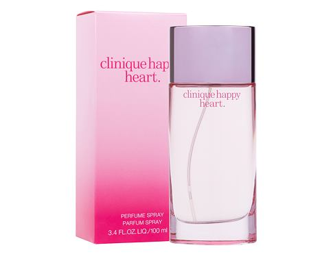 Parfumska voda Clinique Happy Heart 100 ml