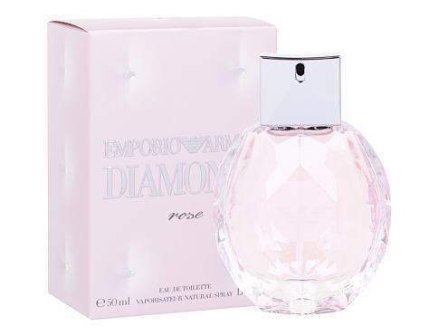 Toaletna voda Giorgio Armani Emporio Diamonds Rose 50 ml