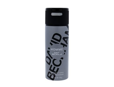 Deodorant David Beckham Homme 150 ml