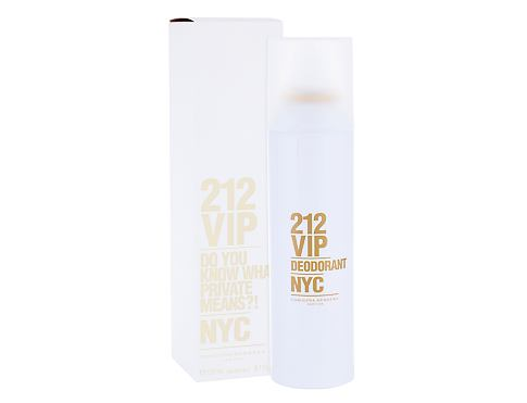 Deodorant Carolina Herrera 212 VIP 150 ml
