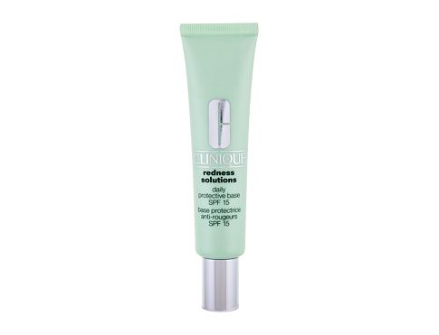 Podlaga za ličila Clinique Redness Solutions Daily Protective Base SPF15 40 ml