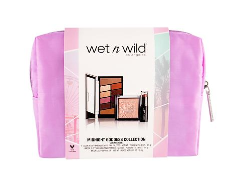Senčilo za oči Wet n Wild Color Icon Midnight Goddess Collection 8,5 g Rosé In The Air Seti