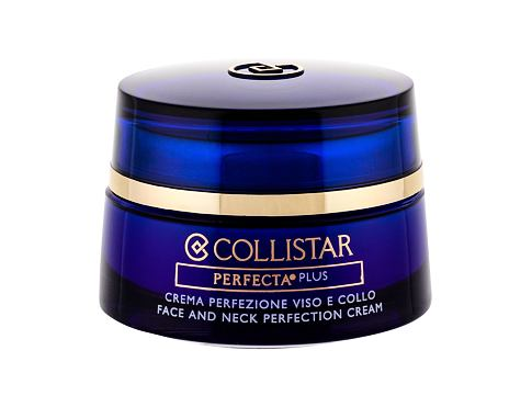 Dnevna krema za obraz Collistar Perfecta Plus Face And Neck Perfection 50 ml Testerji