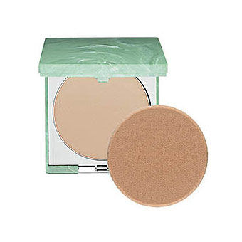 Puder v prahu Clinique Stay-Matte Sheer Pressed Powder 7,6 g 04 Stay Honey