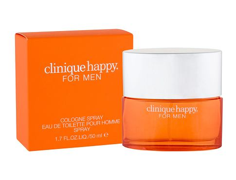Kolonjska voda Clinique Happy For Men 50 ml