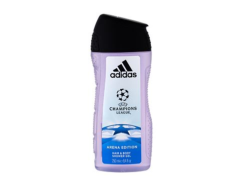 Gel za prhanje Adidas UEFA Champions League Arena Edition 250 ml