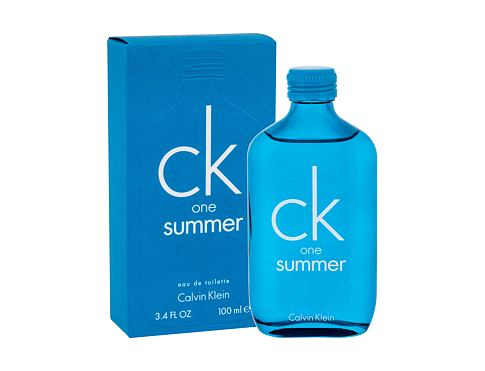 Toaletna voda Calvin Klein CK One Summer 2018 100 ml