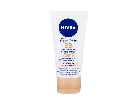 BB krema Nivea BB Cream 5in1 Beautifying Moisturizer SPF20 50 ml Light