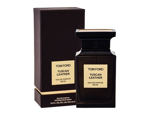 Parfumska voda TOM FORD Tuscan Leather 100 ml poškodovana škatla