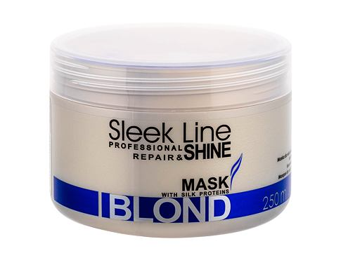 Maska za lase Stapiz Sleek Line Blond 250 ml