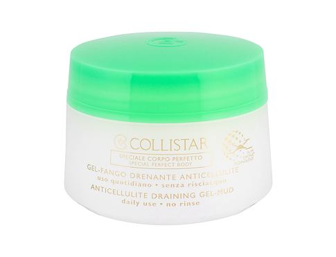 Izdelek proti celulitu in strijam Collistar Special Perfect Body Anticellulite Draining Gel-Mud 400 ml