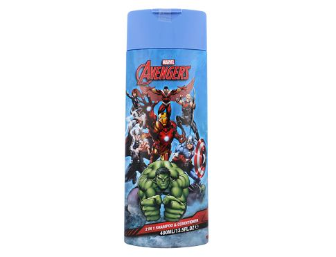 Šampon Marvel Avengers 2in1 Shampoo & Conditioner 400 ml