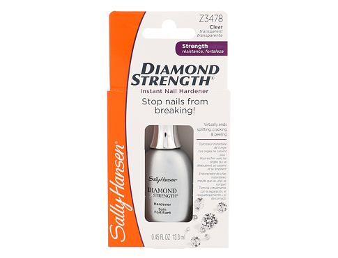Nega nohtov Sally Hansen Diamond Strength Instant Nail Hardener 13,3 ml